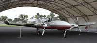 N87461 @ ORL - Cessna 310R