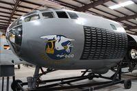 N29KW @ FA08 - B-29 forward fuselage Fertile Myrtle at Fantasy of Flight