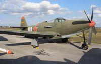 N91448 @ LAL - P-63C King Cobra
