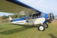 N9727 @ LAL - Fairchild 71 at Sun N Fun 2014 in Pan American colors