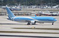 OO-JAP @ MIA - Jet Air Fly Belgium 767-300