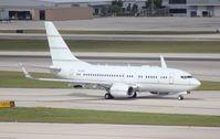 P4-BBJ @ FLL - Boeing BBJ out of Aruba