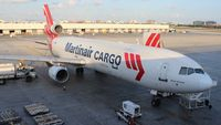 PH-MCW @ MIA - Martinair MD-11F