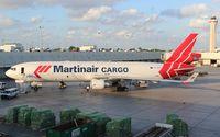 PH-MCY @ MIA - Martinair Cargo MD-11F