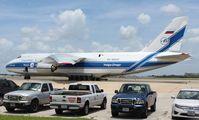 RA-82042 @ MCO - Volga Dnpr Antonov AN-124