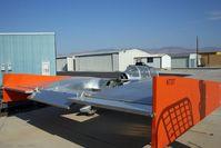 N7317 @ KMHV - Very strange flying machine - by Thierry BEYL