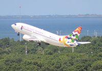 VP-CKW @ TPA - Cayman Airways 737-300