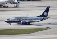 XA-HAM @ MIA - Aeromexico 737-700