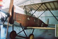 11721 - Authentic c/s on this plane in the 87a squadriglia « Serenessima » commanded by Gabriele d'Annunzio, on display in Museo Storico dell'Aeronautica Militare at Vigna di Valle. - by J-F GUEGUIN