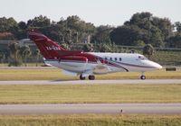 XA-KBA @ ORL - Hawker 850XP
