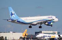 XA-YES @ MIA - Interjet Ecojet A320