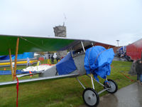 N112EV @ YNG - On display(?) @ the Youngstown Airshow - by Arthur Tanyel