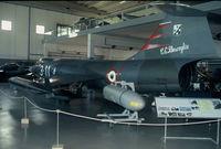 MM6501 - F-104G MM6501 (Museo Storico dell'Aeronautica Militare, Vigna di Valle). - by J-F GUEGUIN