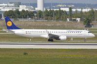 D-AEBQ @ EDDM - Lufthansa CityLine - by Maximilian Gruber