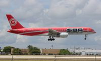 YV288T @ MIA - Santa Barbara 757-200