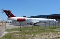 YV335T @ OPF - Perla Venezuela MD-82