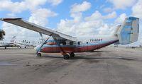 YV403T @ TMB - PZL Mielec AN-28 from Venezuela