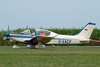 D-EACP @ EDMT - D-EACP   Wassmer WA.41 Baladou [155] Tannheim~D 24/08/2013. - by Ray Barber