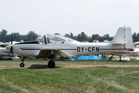 OY-CFN @ EDMT - Piaggio FWP-149D [172] Tannheim~D 23/08/2013