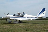 D-MMAD @ EDMT - Evektor EV-97 Team EuroStar [2004-2218] Tannheim~D 24/08/2013 - by Ray Barber