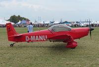 D-MANU @ EDMT - D-MANU at Tannheim 24.8.13 - by GTF4J2M