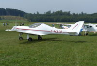 D-MAOB @ EDMT - D-MAOB at Tannheim 24.8.13 - by GTF4J2M