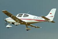 D-ECIR @ EDMT - Cirrus Design SR-20 [1303] Tannheim~D 24/08/2013 - by Ray Barber