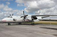 YV1275 @ TMB - Antonov AN-26T from Venezuela