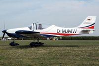 D-MJMW @ EDMT - Aerostyle Breezer [UL-96] Tannheim~D 24/08/2013 - by Ray Barber