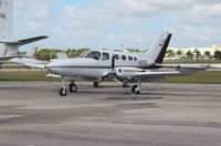 YV2112 @ TMB - Venezuelan Cessna 402B
