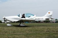 D-MCOX @ EDMT - Aerostyle Breezer [077] Tannheim~D 24/08/2013 - by Ray Barber