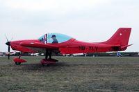 HB-YLV @ EDMT - Aerostyle Breezer [005E] Tannheim~D 24/08/2013 - by Ray Barber