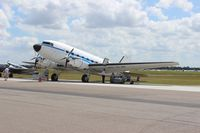 ZS-OJM @ LAL - South African DC-3 Turbo