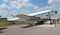 ZS-OJM @ LAL - DC-3 Turbo Conversion