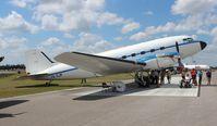 ZS-OJM @ LAL - DC-3 Turbo Conversion