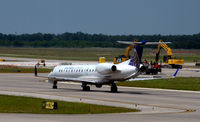 N14179 @ KIAH - Taxi for takeoff Houston - by Ronald Barker