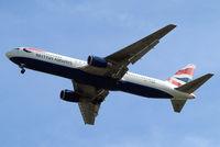 G-BNWN @ EGLL - Boeing 767-336ER [25444] (British Airways) Home~G 26/05/2013. On approach 27R.