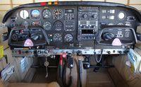 N6483P @ KMGC - Piper PA-24-250 - by Mark Pasqualino