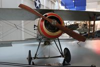 17-6531 - Nieuport 28 C.1 at Army Aviation Museum - by Florida Metal