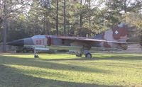 20 24 - Mig 23 in a yard in Northern Florida
