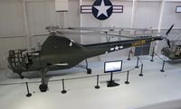 43-46645 - R-5D Dragonfly at Army Aviation Museum - by Florida Metal