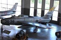 MM53-6892 @ LIRB - Republic F-84F