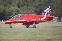 XX323 @ EGHH - New tail design - by John Coates