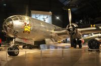 44-27297 @ FFO - B-29 Bocks Car that dropped the second atomic bomb on Nagasaki - by Florida Metal