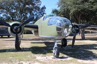 44-30854 @ VPS - TB-25 Mitchell at Air Force Armament Museum - by Florida Metal