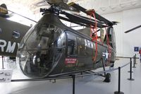 51-16616 - H-25 Army Mule at Army Aviation Museum - by Florida Metal