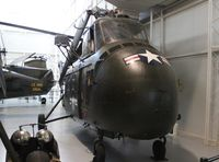 55-3221 - H-19D Chickasaw at Army Aviation Museum - by Florida Metal