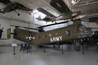 56-2040 - CH-21C Shawney at Army Aviation Museum - by Florida Metal