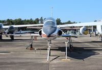 59-1604 @ NPA - T-38 Talon at Navy Aviation Museum - by Florida Metal