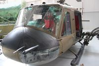 60-3554 - UH-1B Iroquois at Army Aviation Museum
